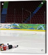 Ice Hockey - Womens Gold Medal Game Acrylic Print