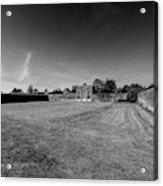 Ickworth House, Image 21 Acrylic Print