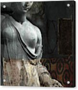 If Not For You - Statue Acrylic Print