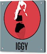 Iggy Azalea Acrylic Print