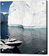 Ilulissat, Disko Bay Acrylic Print