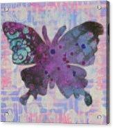 Imagine Butterfly Acrylic Print