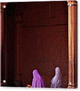 India - Jama Masjid Mosque Acrylic Print