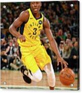 Indiana Pacers V Boston Celtics Acrylic Print
