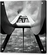 Infinity Bridge Acrylic Print