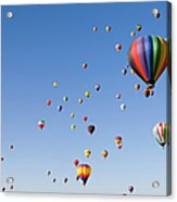 International Balloon Fiesta Acrylic Print