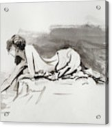 Introspection Acrylic Print