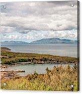 Irish Coastline Acrylic Print