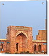 Isa Khan Tombs Of Makli Acrylic Print