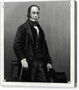 Isambard Kingdom Brunel, British Acrylic Print
