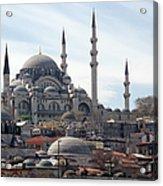Istanbul In Turkey Acrylic Print