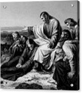 Jerusalem Hath Grievously Sinned Acrylic Print