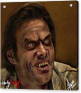 Jim Carrey Acrylic Print