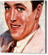Jimmy Stewart, 1908-1997, Academy Award Acrylic Print