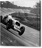 John Cobb Racing Acrylic Print