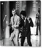 Johnny Carsonjames Brown Acrylic Print