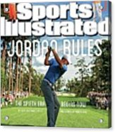 Jordan Rules The Spieth Era Begins Now Sports Illustrated Cover Acrylic Print