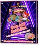 Judi Mesin Slot Online Bonus Deposit Member Baru Mixed Media By Serba Casino