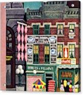 New Yorker June 1st 1946 Acrylic Print