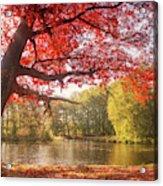 Kasteel Groeneveld Acrylic Print