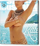 Kate Upton Swimsuit 2017 Sports Illustrated Cover Acrylic Print