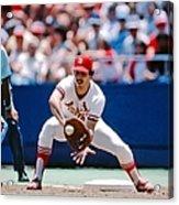 Keith Hernandez St. Louis Cardinals Acrylic Print