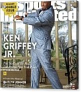 Ken Griffey Jr., Where Are They Now Sports Illustrated Cover Acrylic Print