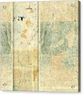Kimono Package Montage 7 Acrylic Print