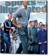 King Of Kings Arnold Palmer, 1929 - 2016 Sports Illustrated Cover Acrylic Print
