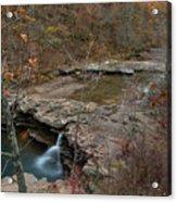 Kings River Waterfall Acrylic Print
