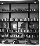 Kitchen Accessories, Saffron Walden Acrylic Print