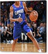 La Clippers V Oklahoma City Thunder Acrylic Print