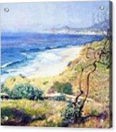 Laguna Shores 1916 Acrylic Print