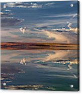 Lake Abert 4 Acrylic Print