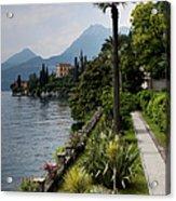 Lake Como, Varenna Acrylic Print