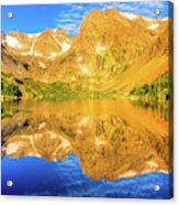 Lake Isabelle, Revisited Acrylic Print