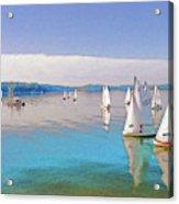 Lake Lanier Acrylic Print