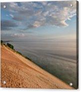 Lake Michigan Overlook 11 Acrylic Print