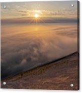 Lake Michigan Overlook 13 Acrylic Print