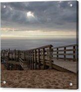 Lake Michigan Overlook 6 Acrylic Print