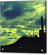 Lake Pleasant Az 052a Acrylic Print