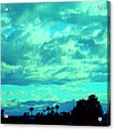 Lake Pleasant Az 055a Acrylic Print