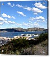 Lake Pleasant Az 21 Acrylic Print