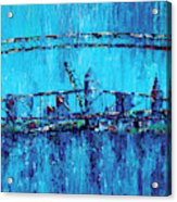 Lake View Cleveland Acrylic Print