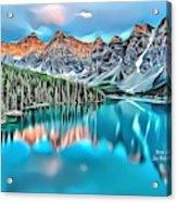 Landscapes 31 Acrylic Print