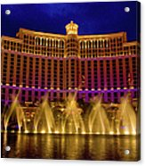 Las Vegas Glitz & Kitsch On Display Acrylic Print