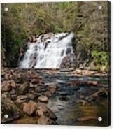 Laurel Falls In Spring I Acrylic Print
