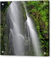 Lee Falls Close Up Acrylic Print