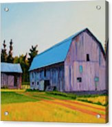 Lee Farm Acrylic Print