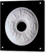 Life Savers Pep O Mint Acrylic Print